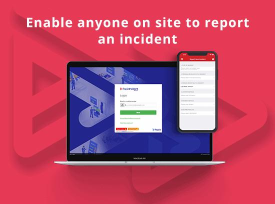 Report incidents
