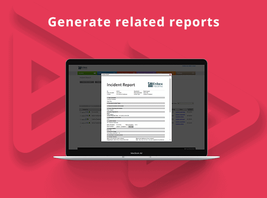 Incident reports